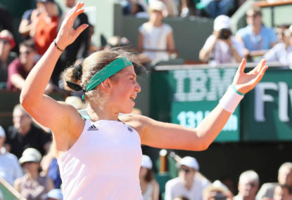 Highlights: Unseeded Ostapenko wins French Open