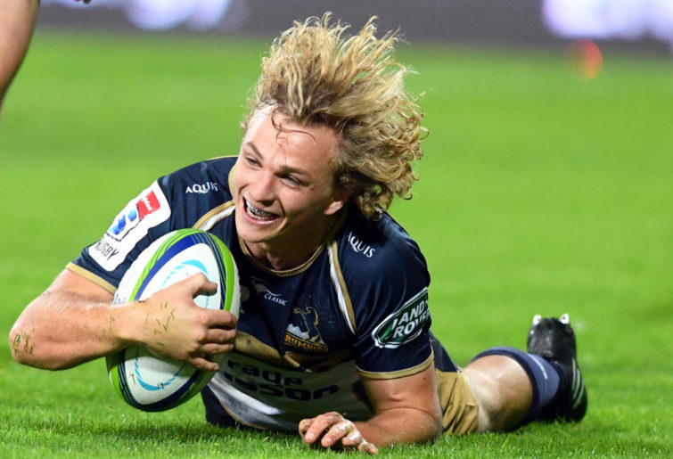 Joe Powell Brumbies Super Rugby Union 2017