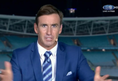 Andrew Johns, it is time to put up or shut up