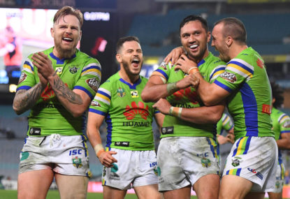 Canberra Raiders vs Wests Tigers: NRL live scores, blog