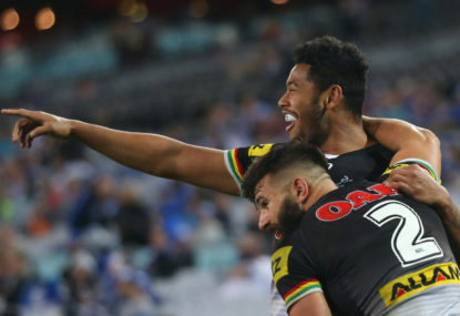 Highlights: Penrith Panthers vs Wests Tigers: NRL scores