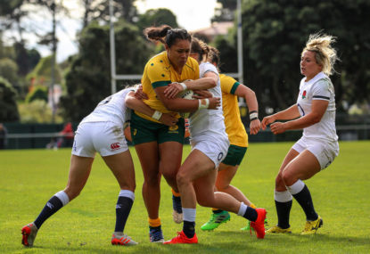 Women's sport weekly wrap: Success for the Wallaroos at the World Cup