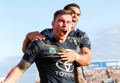 Cowboys claim second NRL Nines title
