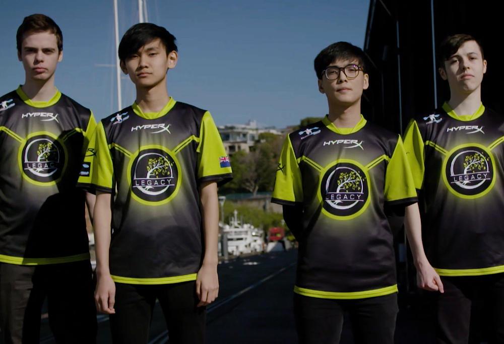 Legacy League of Legends OPL