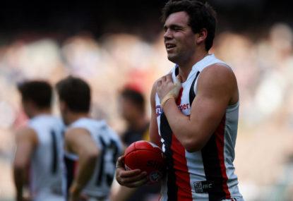 Saints consider redrafting McCartin