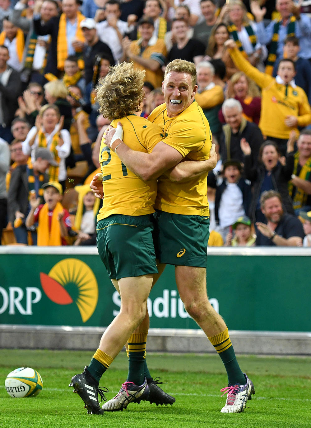 Reece Hodge Australia Rugby Union Wallabies 2017 tall