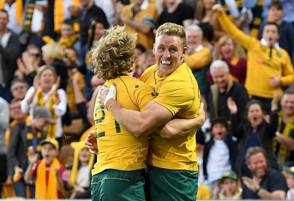 Reece Hodge Australia Rugby Union Wallabies 2017