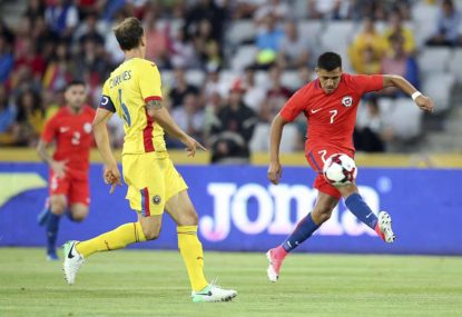 Confederations Cup preview: Chile