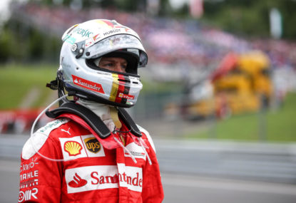How will Ferrari respond to another title defeat?