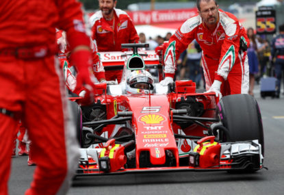 Formula One future plans drive familiar fears