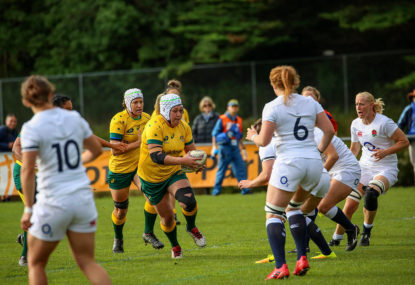 The state of women's XVs rugby is not okay
