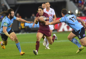 Queensland Origin camp named most dangerous place on earth