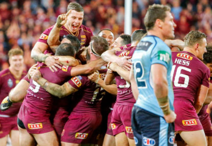 How Game 1 cost NSW the series