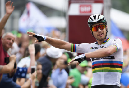 2017 Cycling world championships: Men's road race live updates, blog