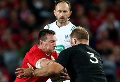 Hansen still waiting on apology for Lions refereeing call