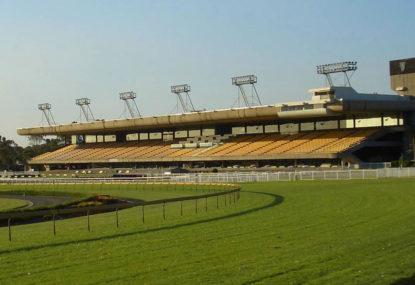 Canterbury's $3m training track surprises everyone, especially the locals