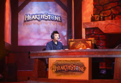 Hearthstone: How an open system looks to boost oceanic esports