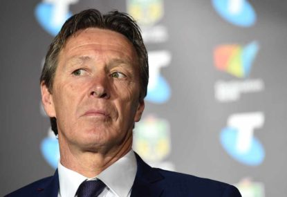 Would Craig Bellamy leave the Storm?