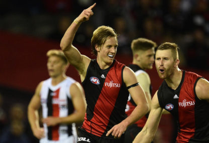 Essendon need to play Darcy Parish in the midfield