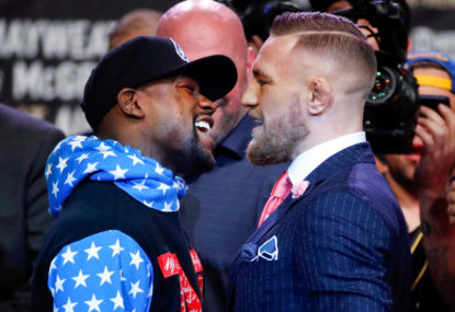 Five ways Conor McGregor can beat Floyd Mayweather