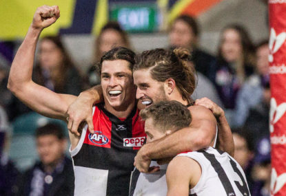 St Kilda Saints vs Richmond Tigers Highlights: AFL live scores, blog