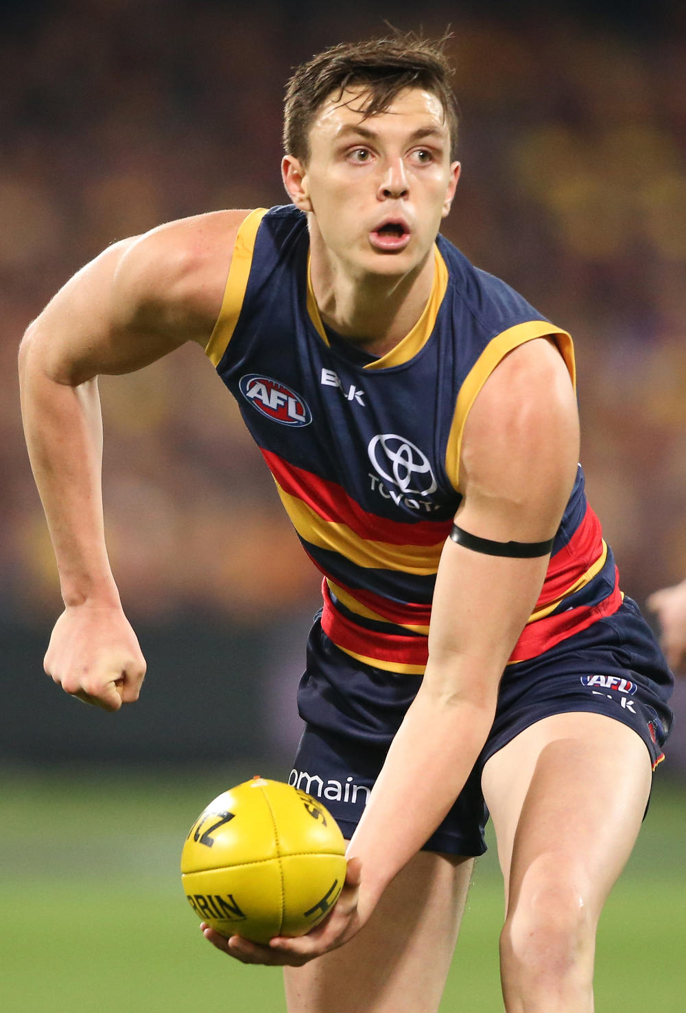 Jake Lever Adelaide Crows AFL 2016 tall