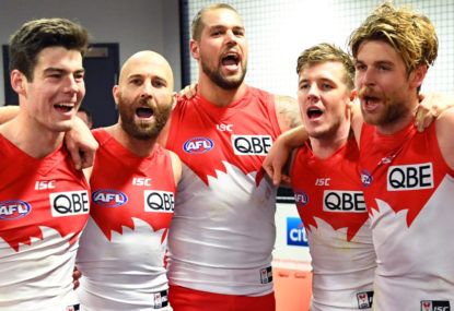 Swan princes priming for another AFL fairytale