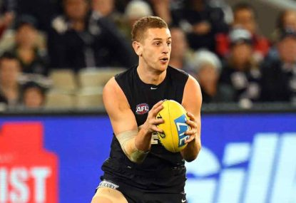 Liam Jones is the best story of the 2017 AFL season