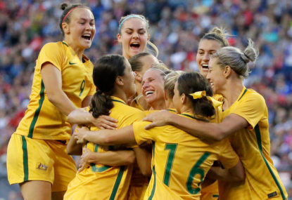 Matildas unveil squad for inaugural Cup of Nations