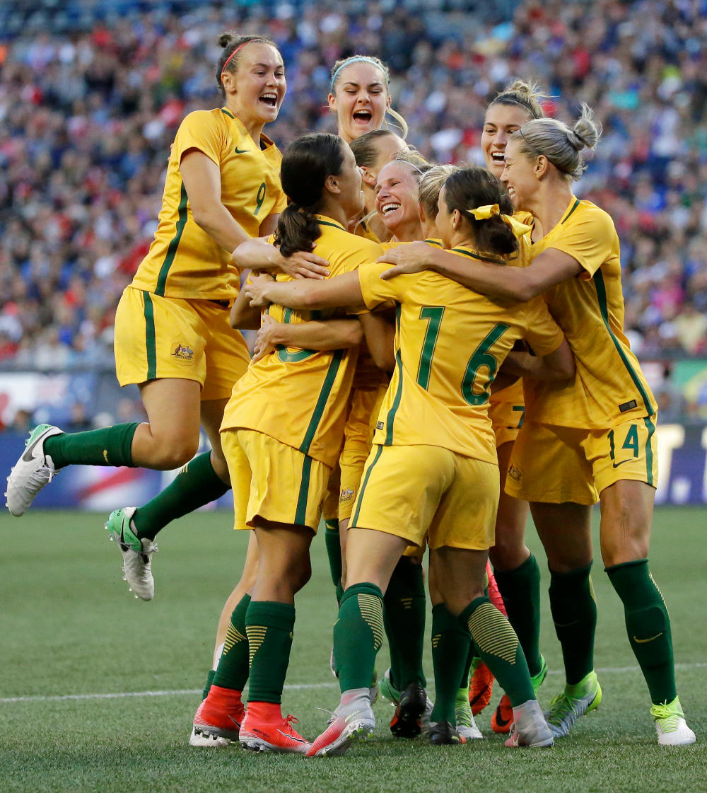 Matildas Football 2017 tall
