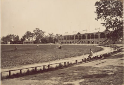 The very first Test match revisited: Australia vs England 'live' blog, Day 2, March 16, 1877