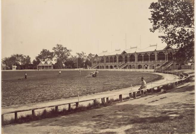 The MCG in 1898