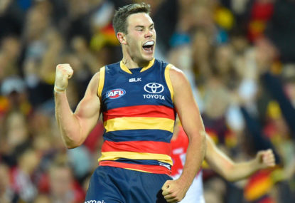 Crows end North's faltering finals hopes