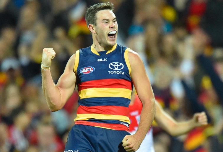 Mitch McGovern Adelaide Crows AFL 2017