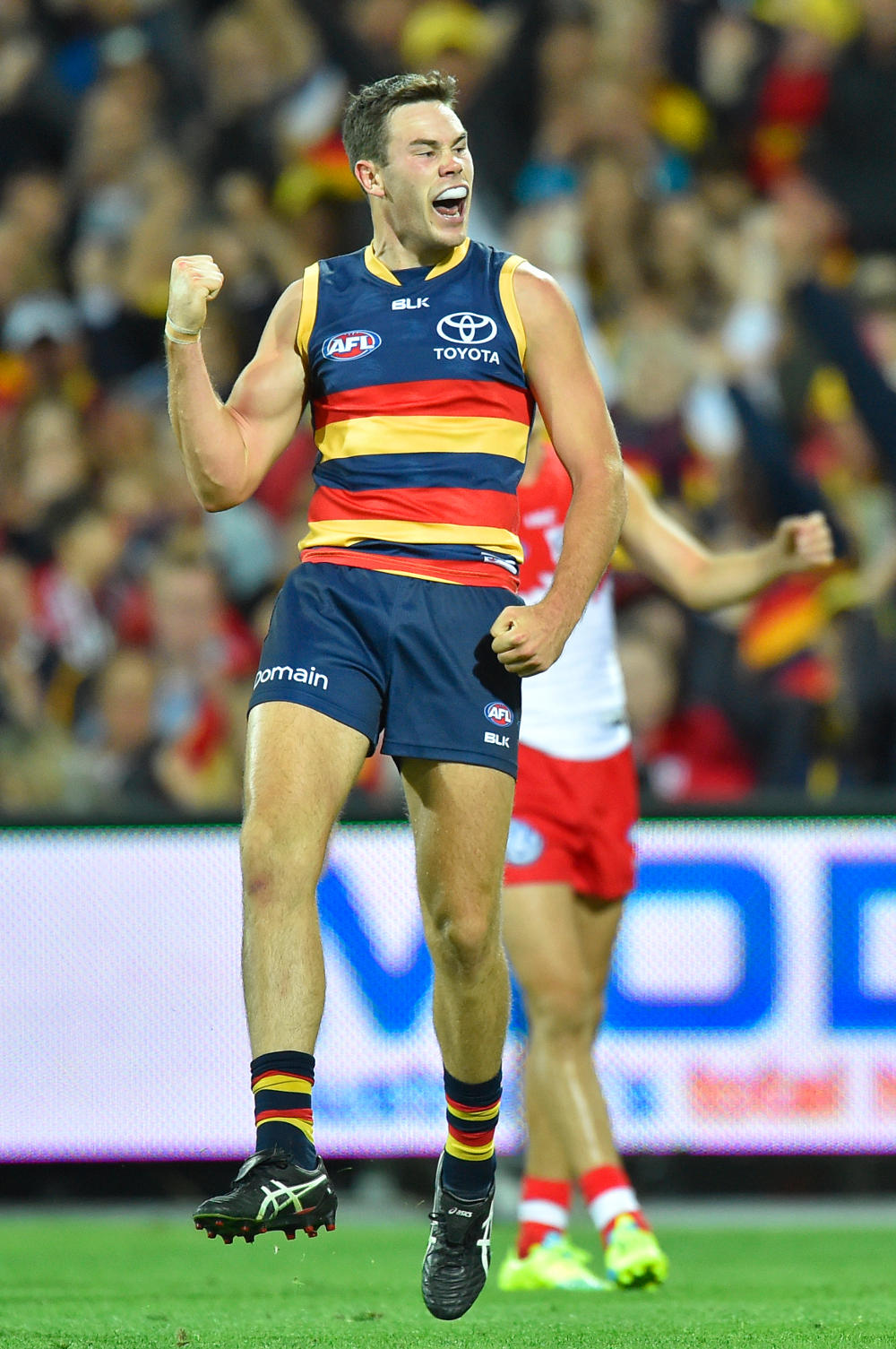 Mitch McGovern Adelaide Crows AFL 2017 tall