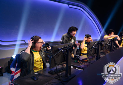 Overwatch World Cup: Group C Preview