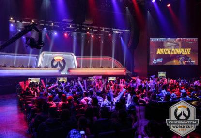 Overwatch Contenders: Week 1, Season 2