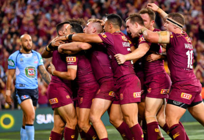 Culture alone doesn't win Origin, but it paves the way