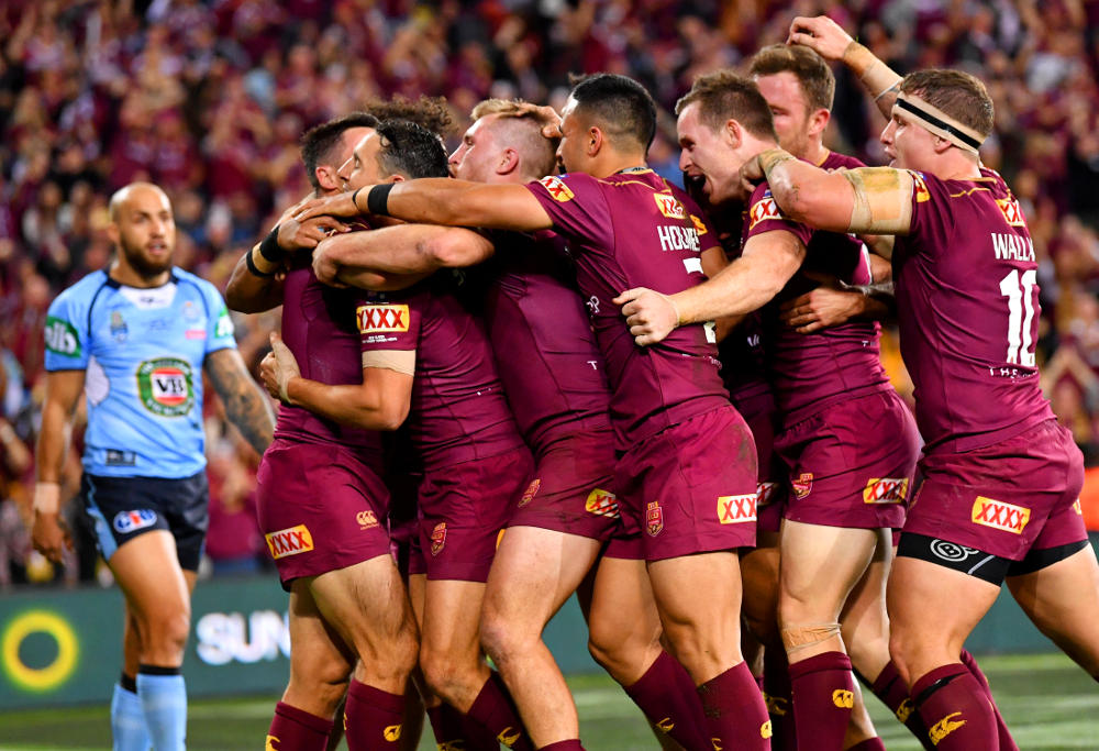Queensland Maroons 2017 State of Origin