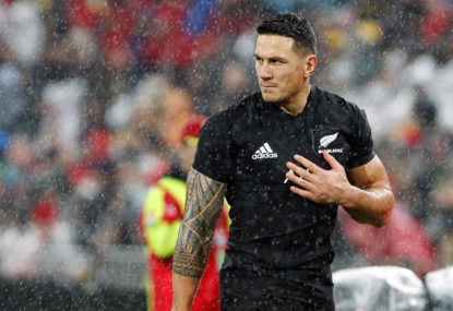 The All Blacks' disastrous dinner party continues