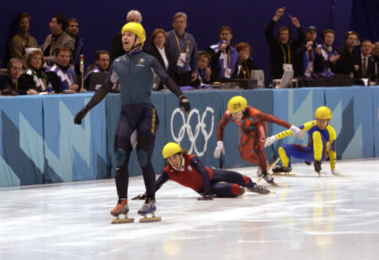 A definitive ranking of Winter Olympic sports: An armchair expert's guide