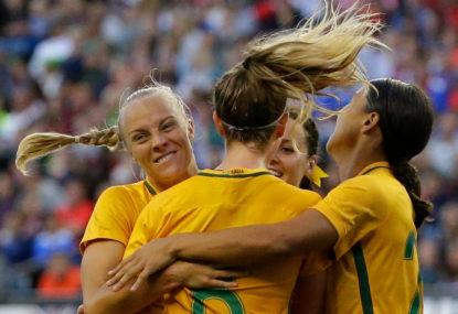 Matildas vs Brazil highlights: Tournament of Nations live scores, blog