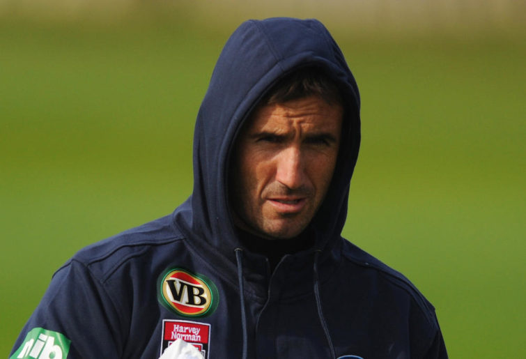 Andrew Johns NSW Blues coach