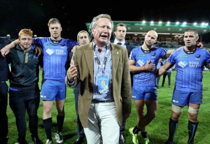 Western Force back in the fold after accepting place in domestic Super Rugby