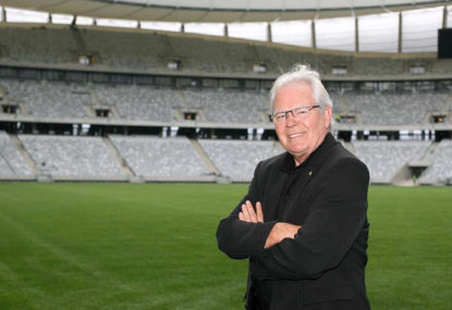 Les Murray's legacy in Australian football will never be forgotten