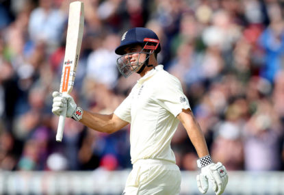 Alastair Cook: Good or great?