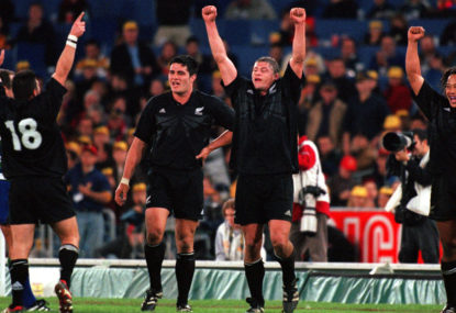 All Blacked-out! Inspiring stories of Bledisloe Cup glory and defeat
