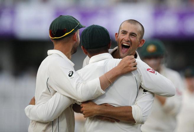 Ashton Agar vs Bangladesh