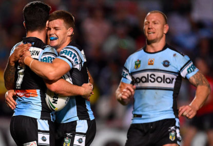 Have Cronulla played their grand final?