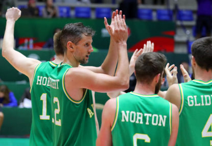 Australia vs Chinese Taipei: Basketball World Cup qualifier live scores, blog